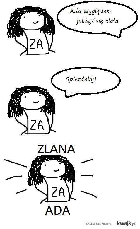 Zlana Ada
