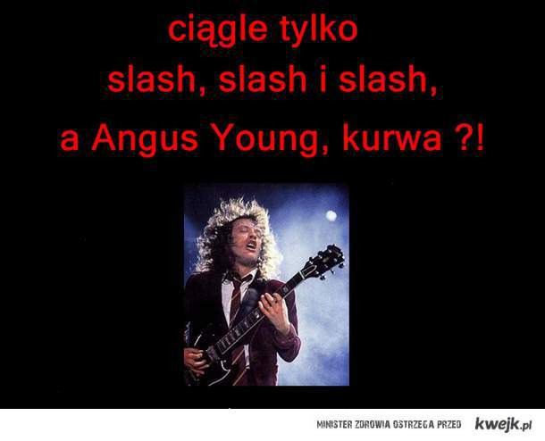 angus young forever