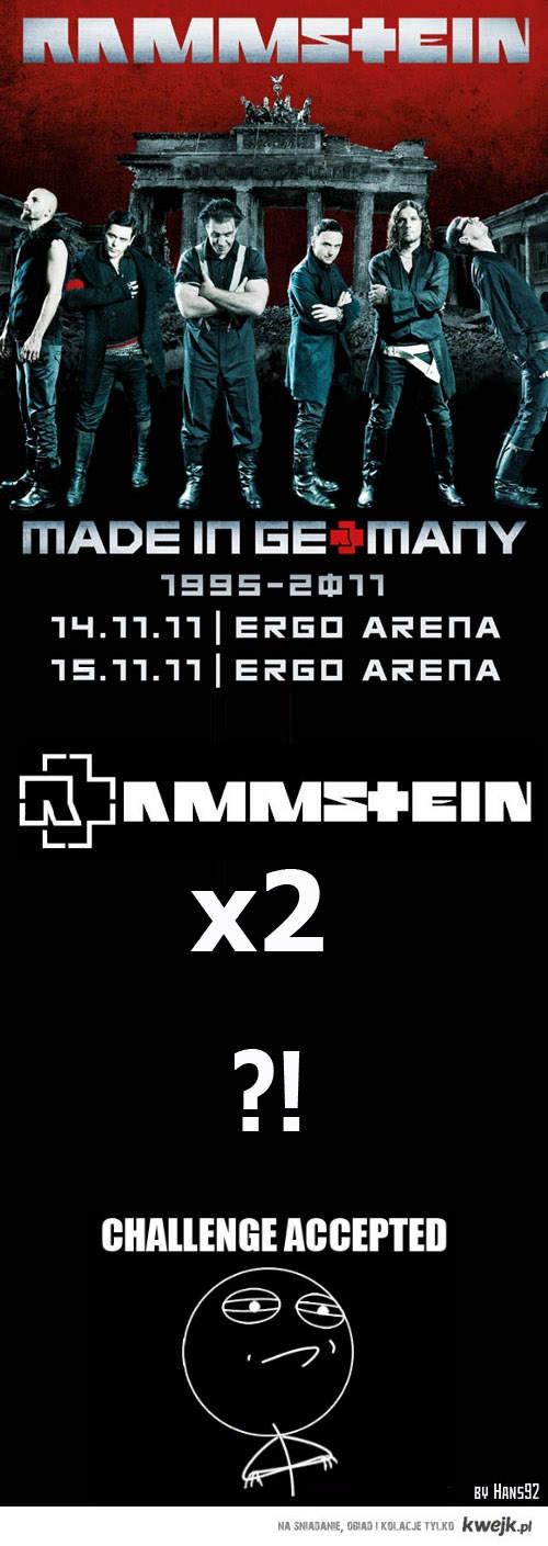Rammstein razy 2