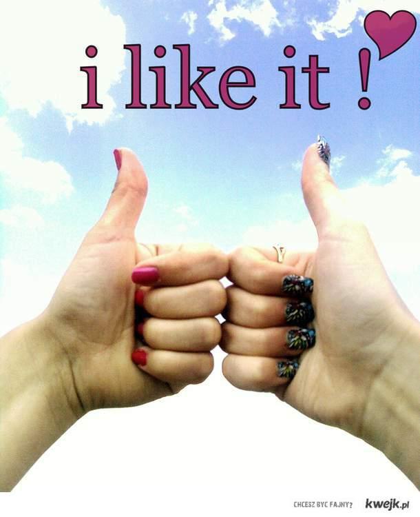 i like U ;d