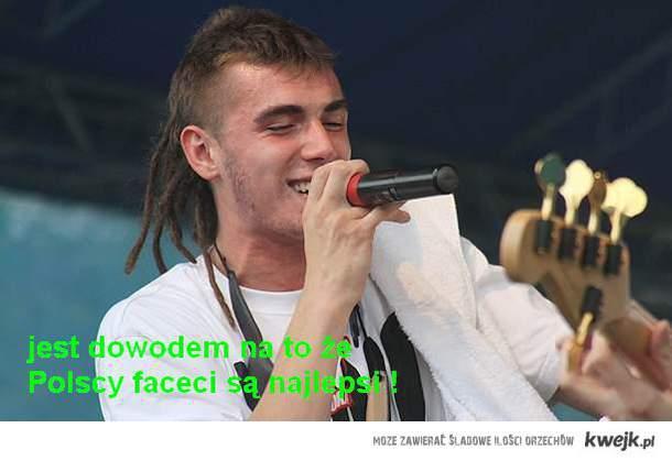 Kamil Bednarek najlepszy ; )