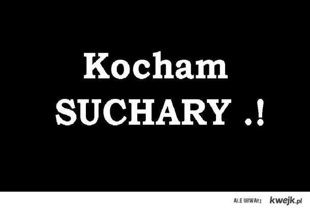 KOCHAM SUCHARY !
