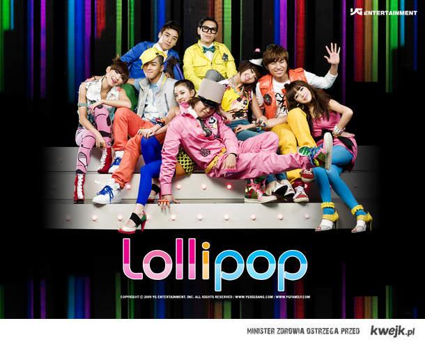 BIG BANG & 2NE1 - Lollipop