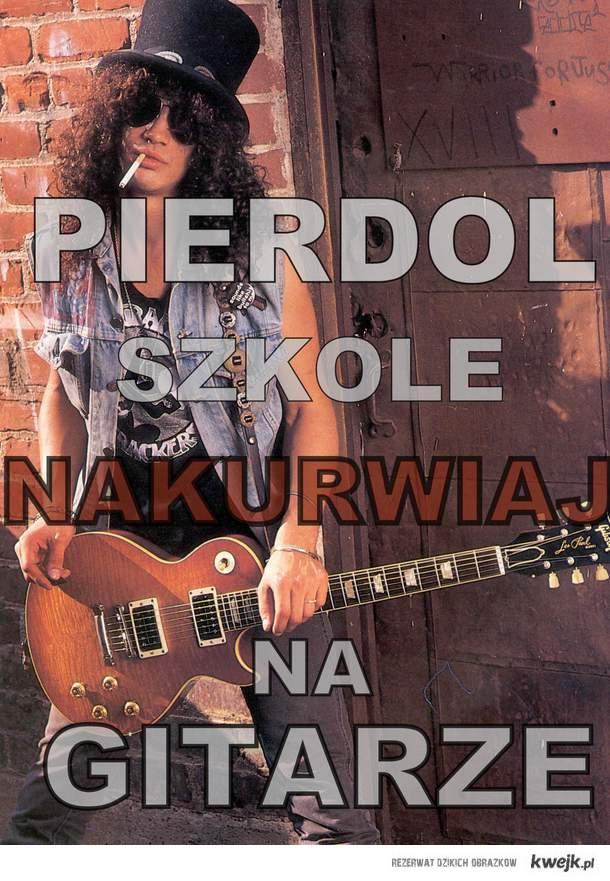 nakurwiaj na gitarze