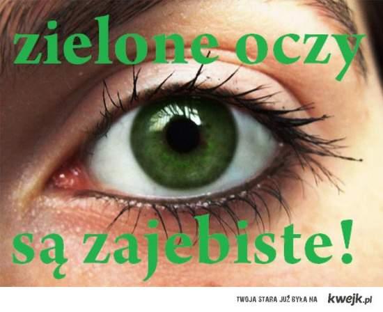 Kocham Zielone Oczy