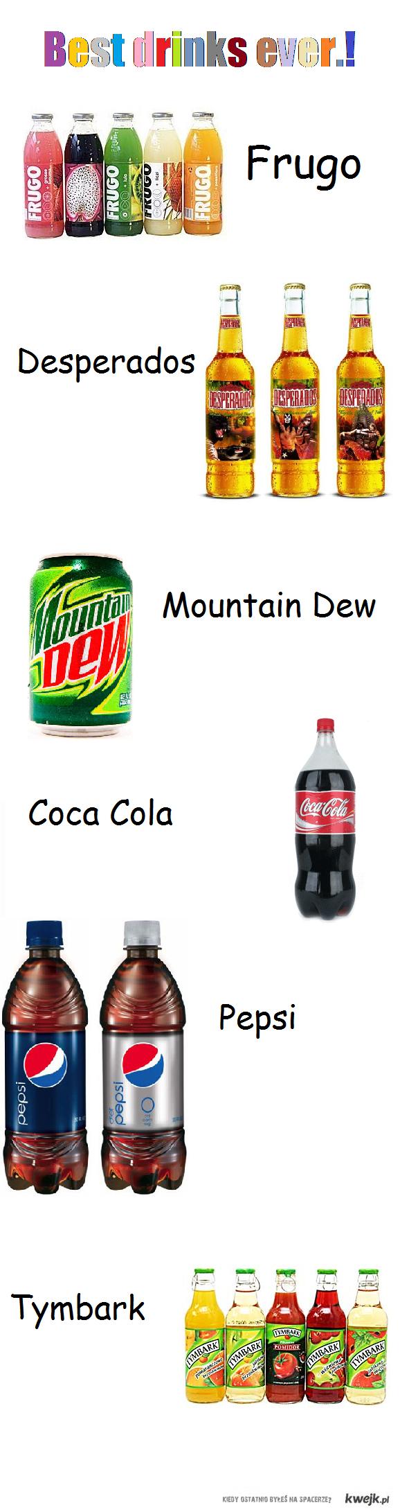 Best drinks ever.!