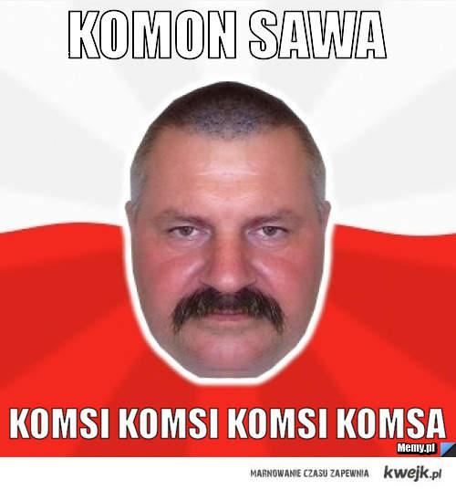 komon sawa