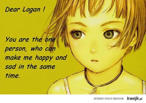 dear logan