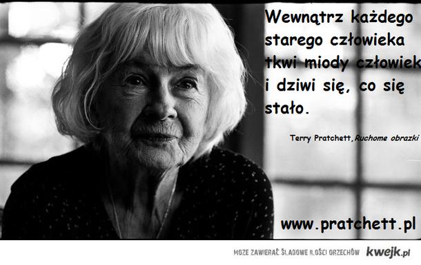Filozofia Pratchetta - STAROŚĆ