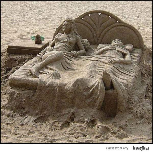 piach plaża wakacje