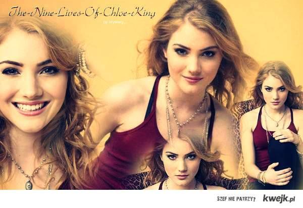 9 żyć Chloe King