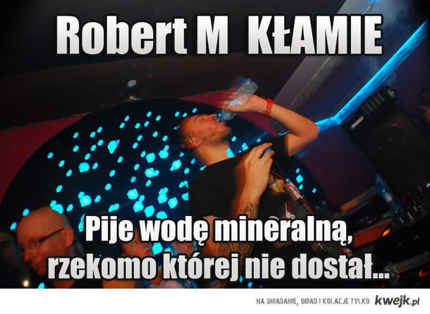 ROBERT M WODA