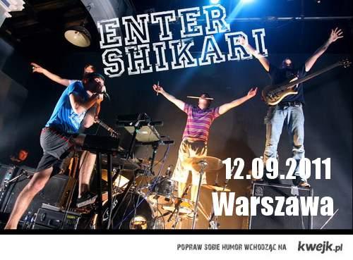 Enter Shikari w Polsce