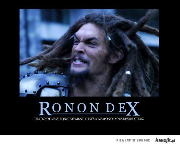 Ronon Dex <3 Stargate