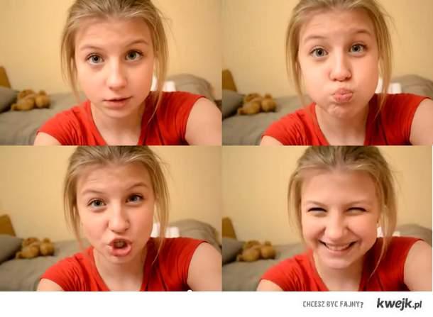 Cute girl russia