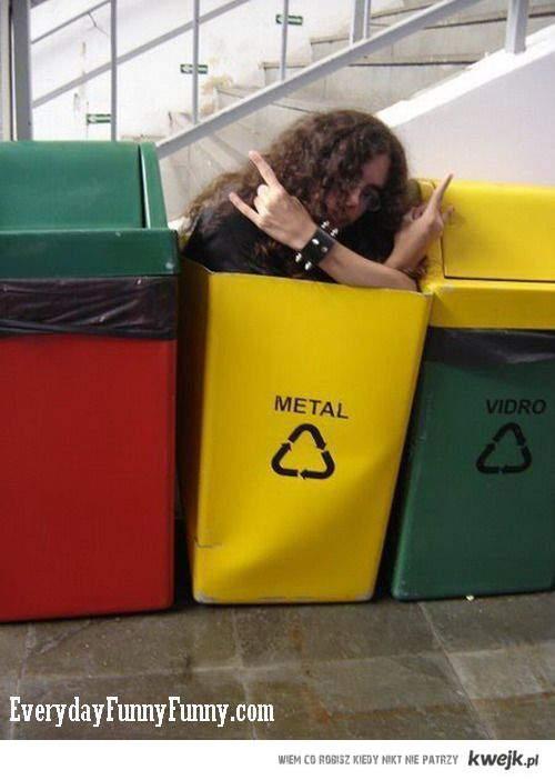 Real metal