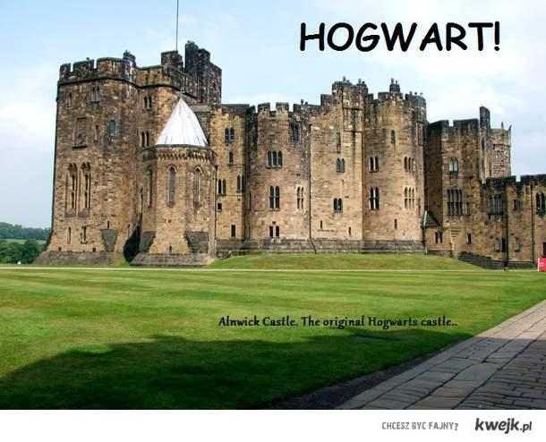 Hogwart istnieje!