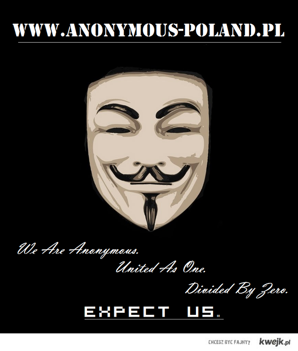We are legion