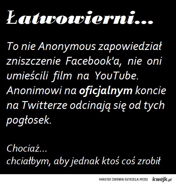 Powszywanie się pod Anonimowych