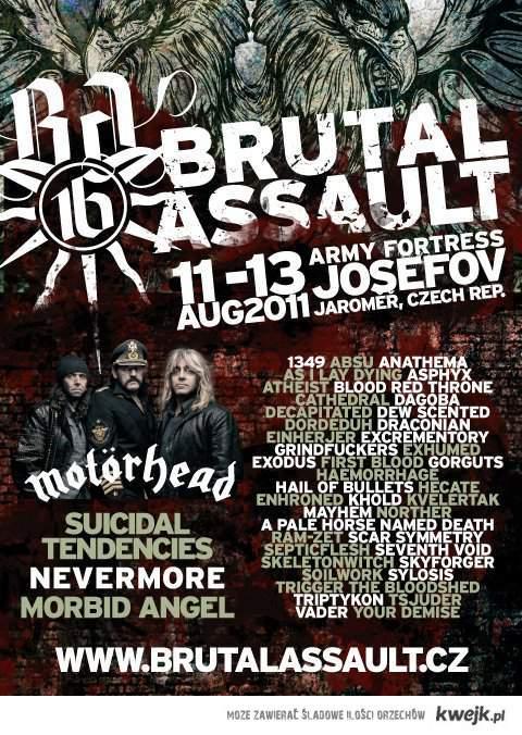 Brutal Assault 2011!