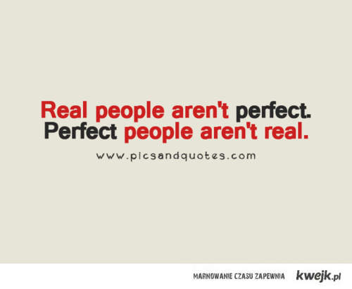 real people ...