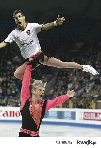 Cesc & Wenger