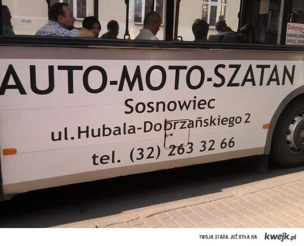 Auto Moto Szatan