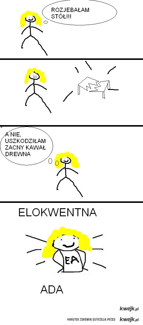 Elokwentna Ada