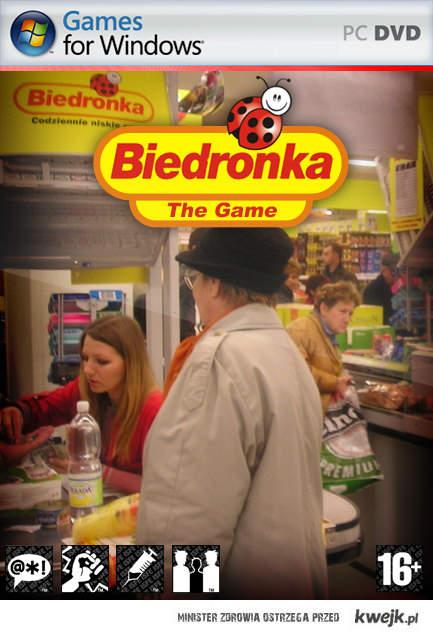 Biedronka The Game!