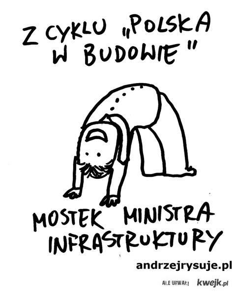 Mostek ministra