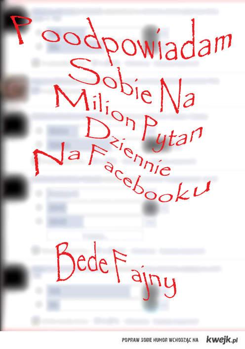 Ankiety FB