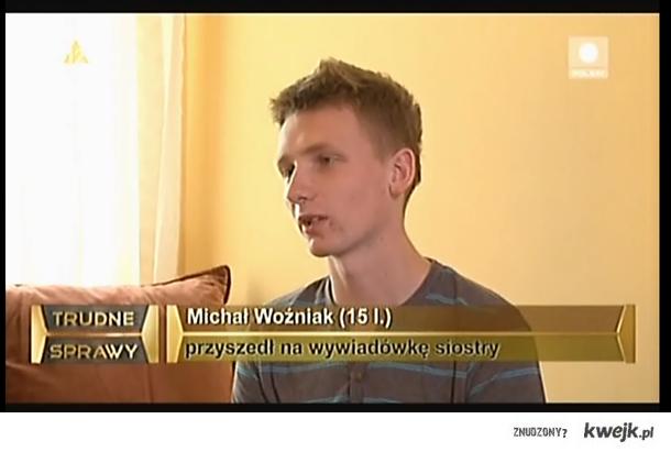 Trudne Sprawy - Michał Woźniak
