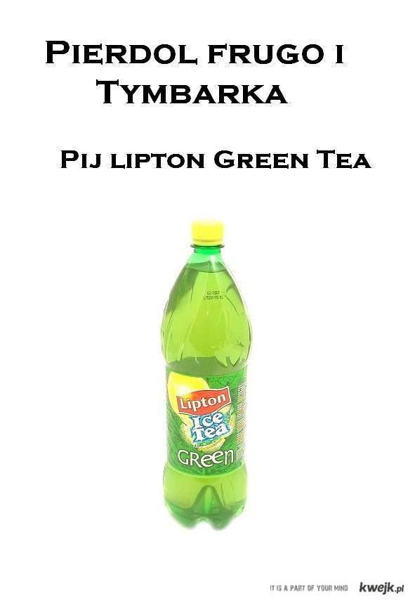 Pij green tea
