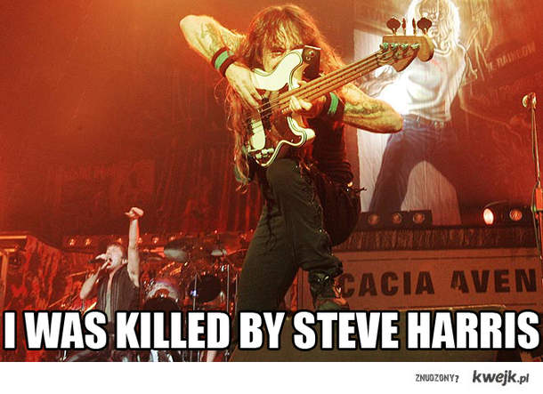 Steve Harris Killer