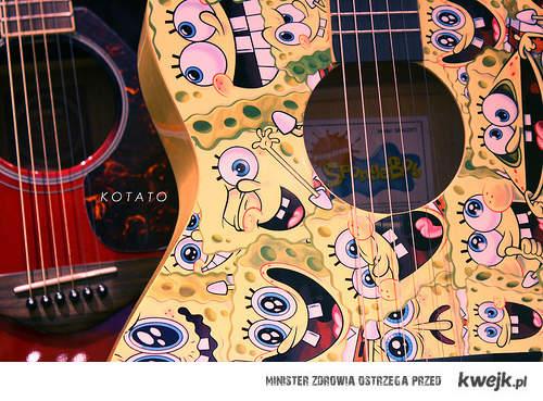 moja wymarzona gitara