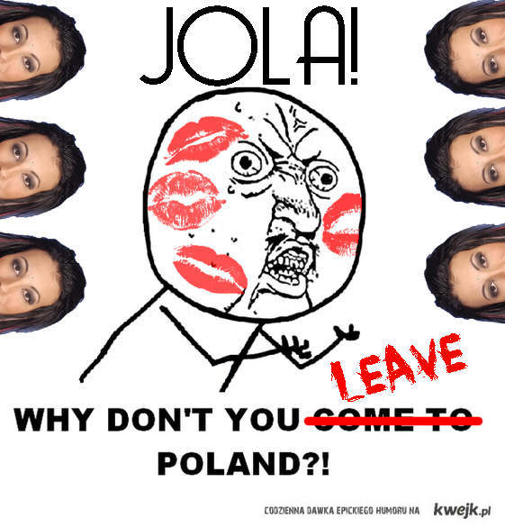 Jolanta trafiłaś w Me Gusta