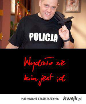 Tede policjant