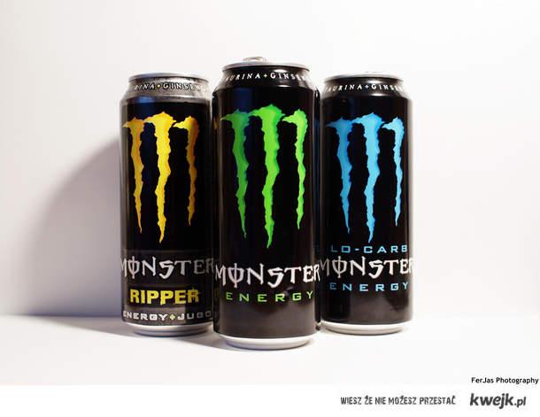 Monster Energy <3