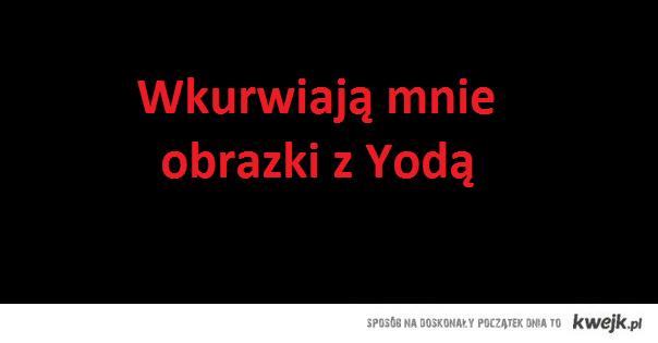 yoda sroda