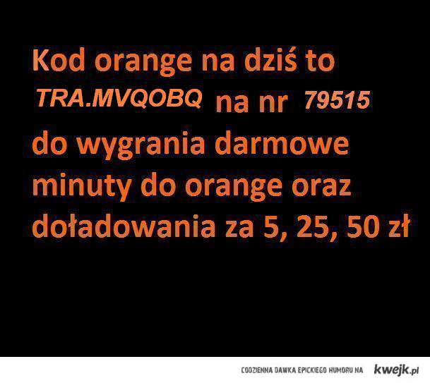 letnia promocja orange!