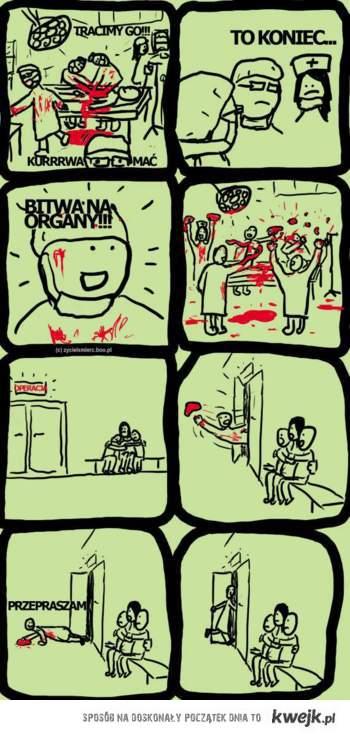 Bitwa na organy