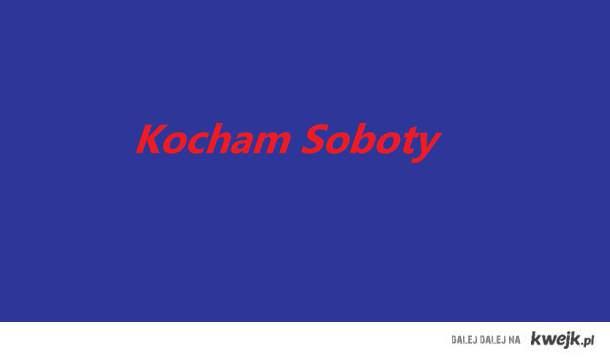 Kocham Soboty