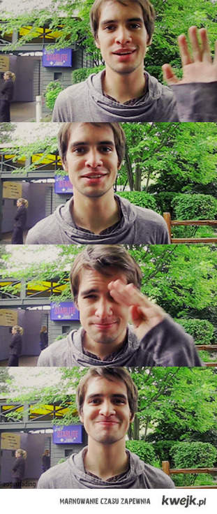 brendon urie ♥