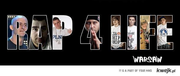 Rap 4 Life -  Warsaw