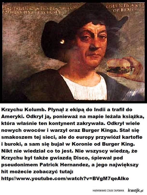 Znani i lubiani by Kompik - Krzychu Kolumb