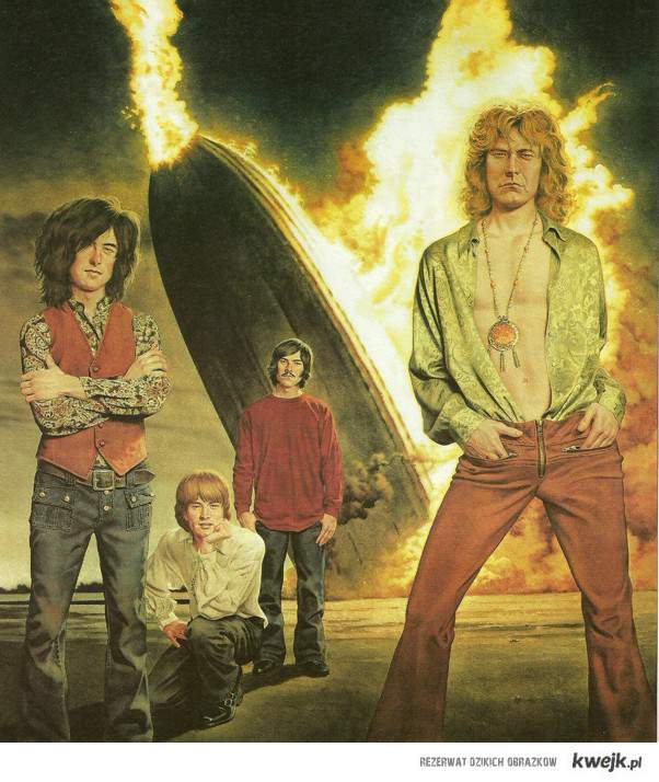 Stutzman Led Zeppelin