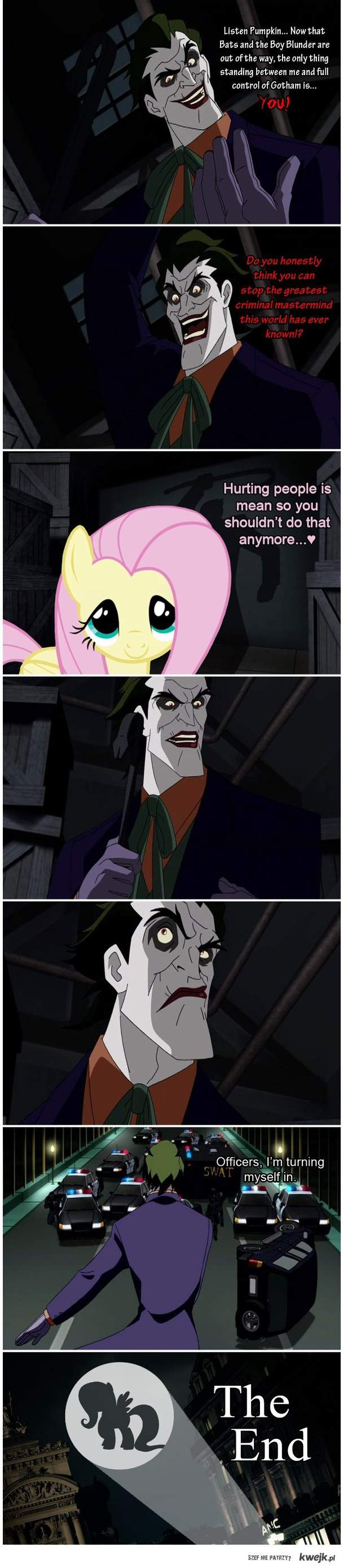 batman pony