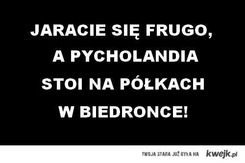 PYCHOLANDIA!