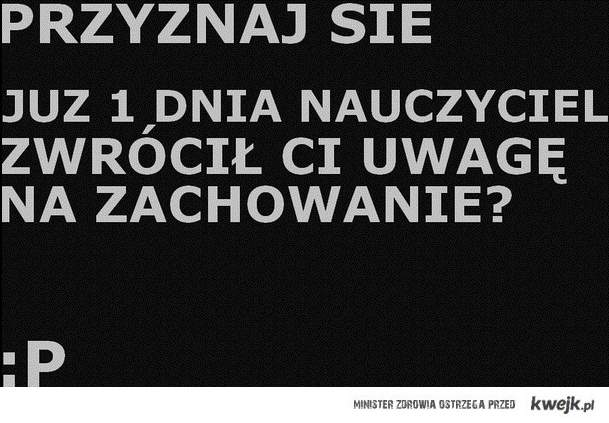 Prawda? ;)