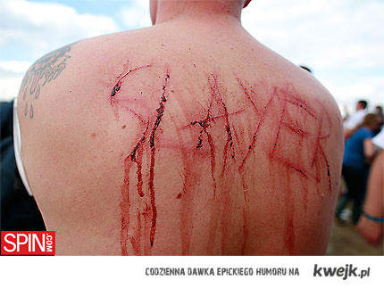 Slayer krew